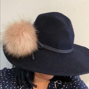 Hatattack Antropologie wool Rancher Hat